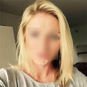 blur vrouw