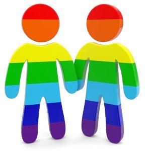 homo mannen