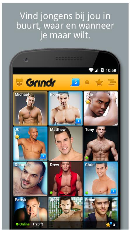 grindr app
