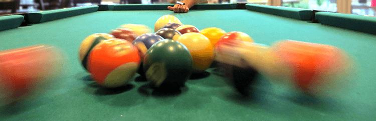biljart pool