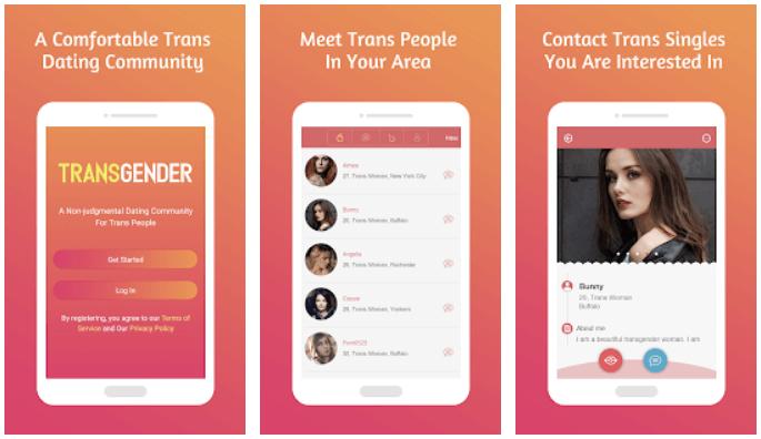 transdr app